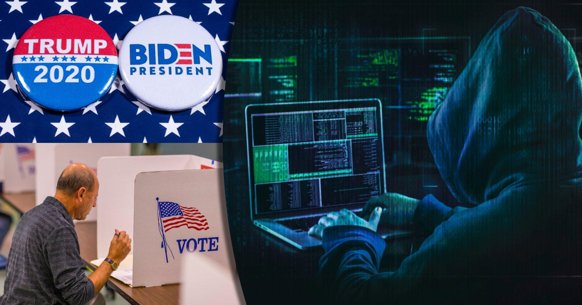 Amerikanska röstsystem drabbade av ransomware-attack