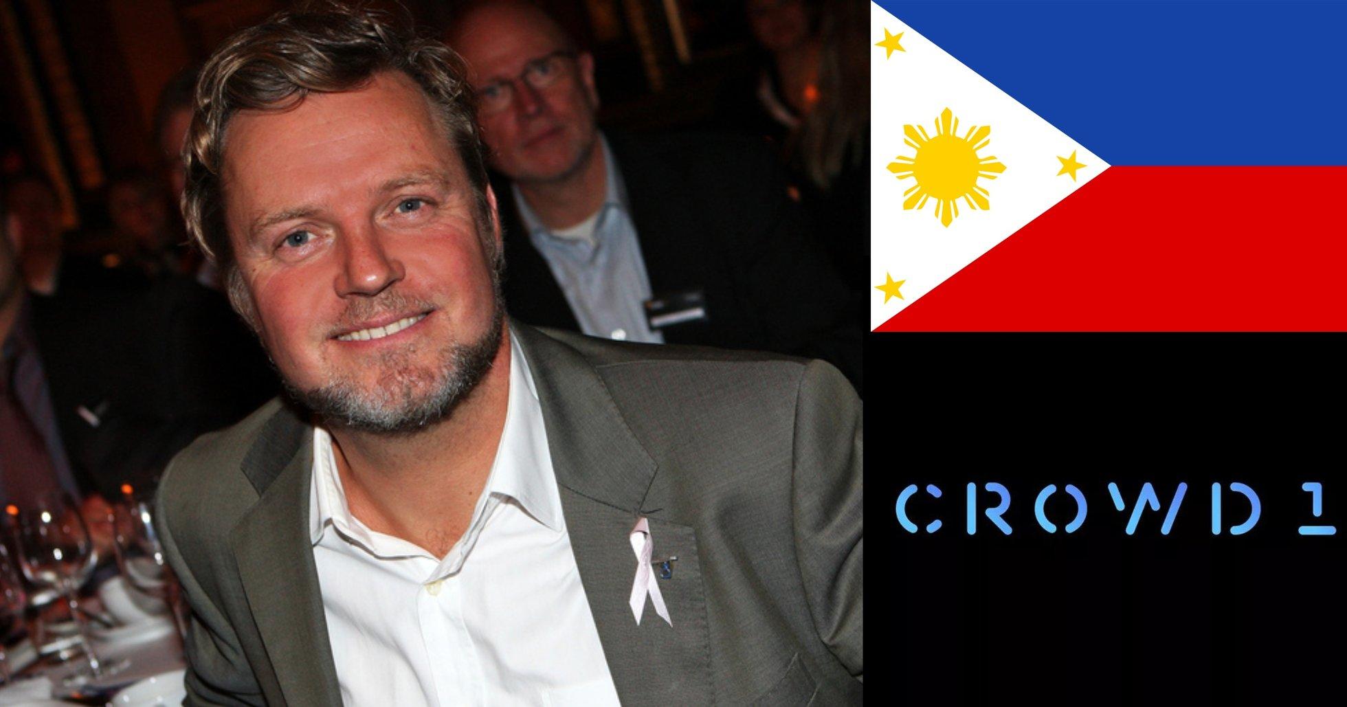 Filippinerna klassar Crowd1 som oregistrerad säkerhet – kan ge 21 år i fängelse