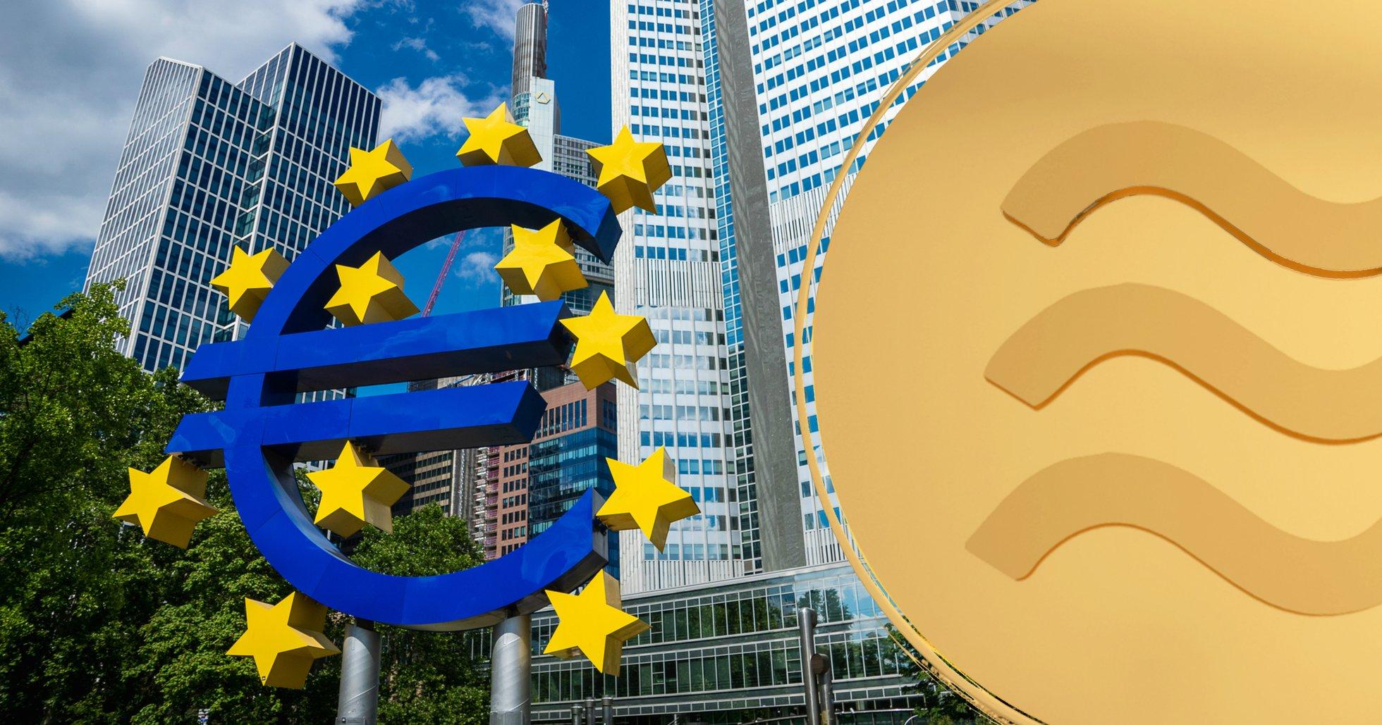 I dag träffas representanter för libra med världens centralbanker.