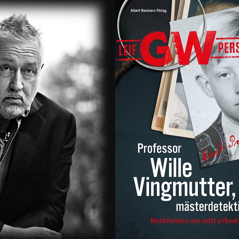 Leif GW Perssons oväntade nyhet – ny bok utkommer redan 29 juni!