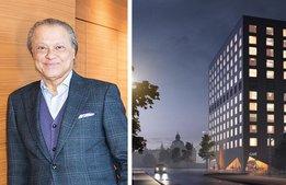 Det här är Foppas nya hotell i samarbete med Elite