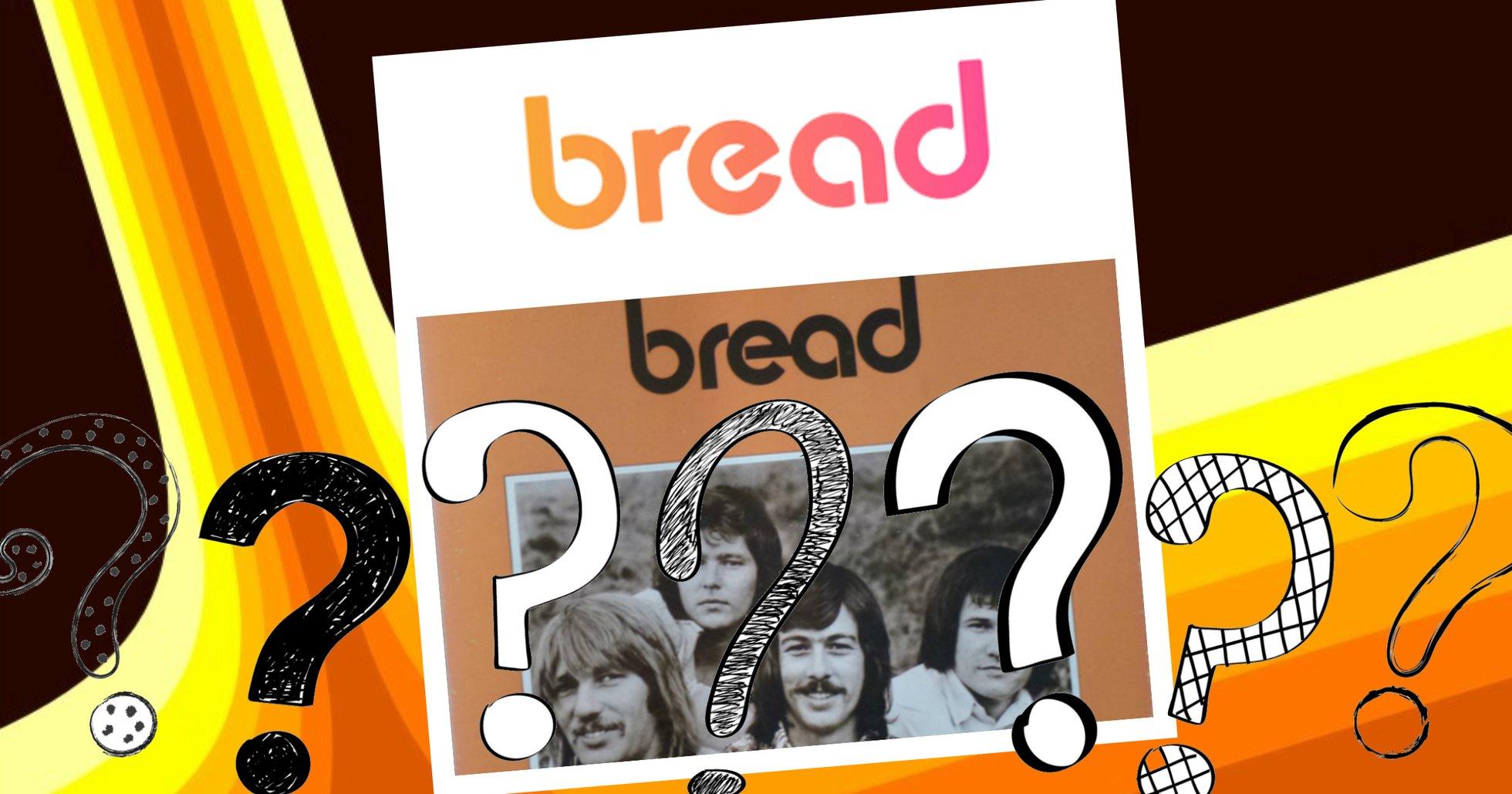 Har bitcoinplånboken Bread stulit sin logga från ett 70-talsband?