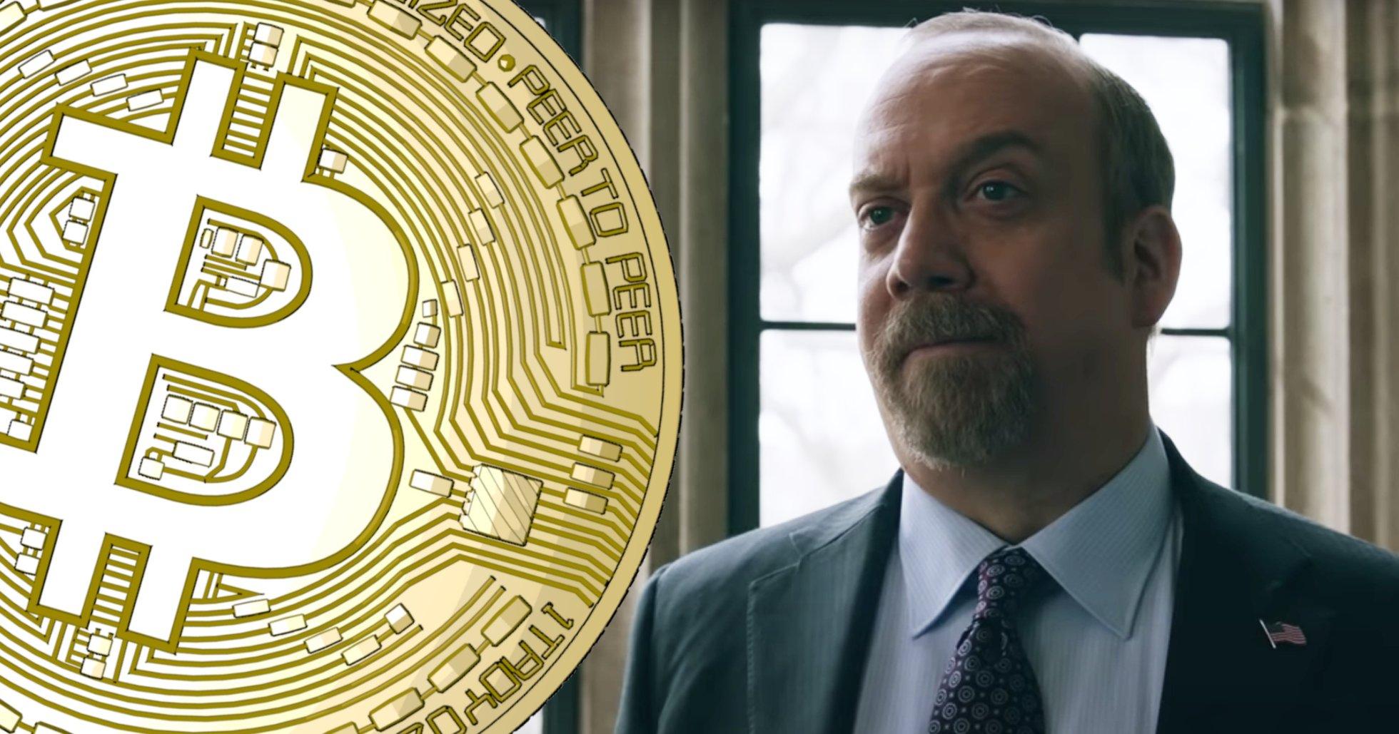 Bitcoin omnämns i hyllade serien Billions – Chuck Rhoades spränger en mining-liga