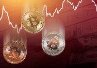 Bitcoinpriset lyckades inte nå 11 000 dollar – föll i stället 600 dollar på en kvart