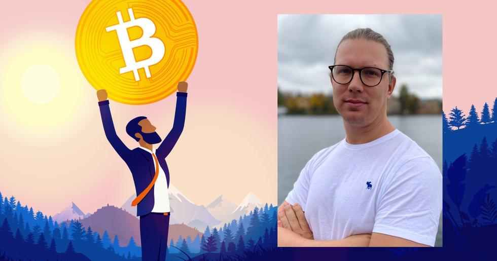 Martin Byström: Köp bitcoin och hodla – det kan bli ditt livs smartaste drag.