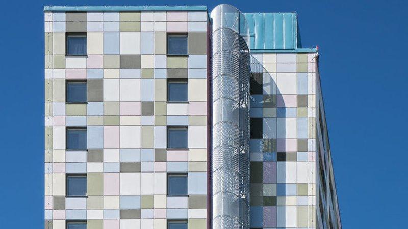 Tensta Torn - Vinnare av Stockholms Handelskammares Stadsmiljöpris 2018