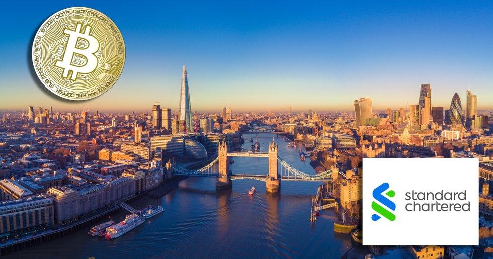 Brittisk storbank: Bitcoinpriset kommer att nå 100 000 dollar under 2022