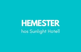 Hemester hos Sunlight Hotell