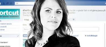 Hej medlem: Sabina rekryterar via sociala nätverk