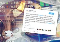 Analysts predict next bitcoin bull run will be smaller than in 2017 – but doesn't present solid arguments for why