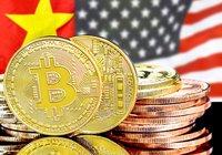 Globala börsfall efter spänningar mellan Kina och USA – bitcoinpriset håller emot