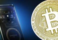 HTC släpper mobiltelefon byggd för att kunna köra en bitcoin-fullnod