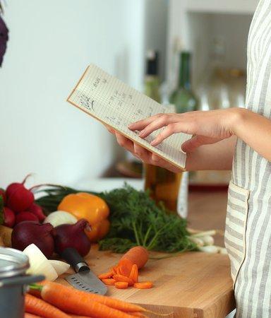 8 vegetariska och veganska kokböcker