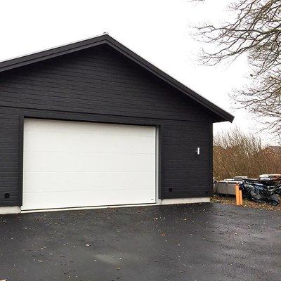Garage i Halmstad