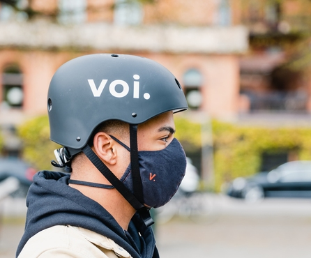 E-scooting in the time of COVID: more Voi safety info and tips