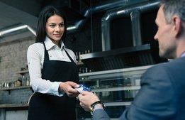 Högtryck och höjda notor på restauranger