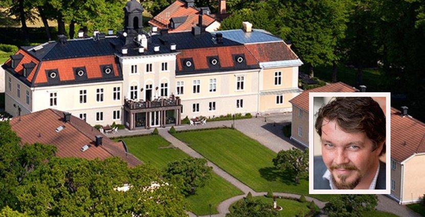 Kulturnavigator. Inom koncernen Svenska Kulturpärlor har Fredrik Åström även skapat ett eget webbverktyg. Foto: Pressbilder
