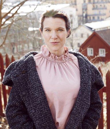 """Lina Nordquist: """"När mina barn föddes insåg jag att jag var dödlig - och började skriva"""""""