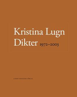 Boktips – 7 favoriter av Kristina Lugn