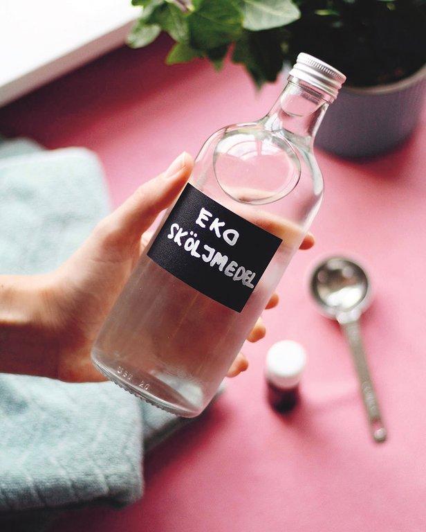 Städa med ättika – recept på rengöringsmedel från Ekotipset