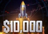 Kryptoexpert efter att bitcoinpriset passerat 10 000 dollar: