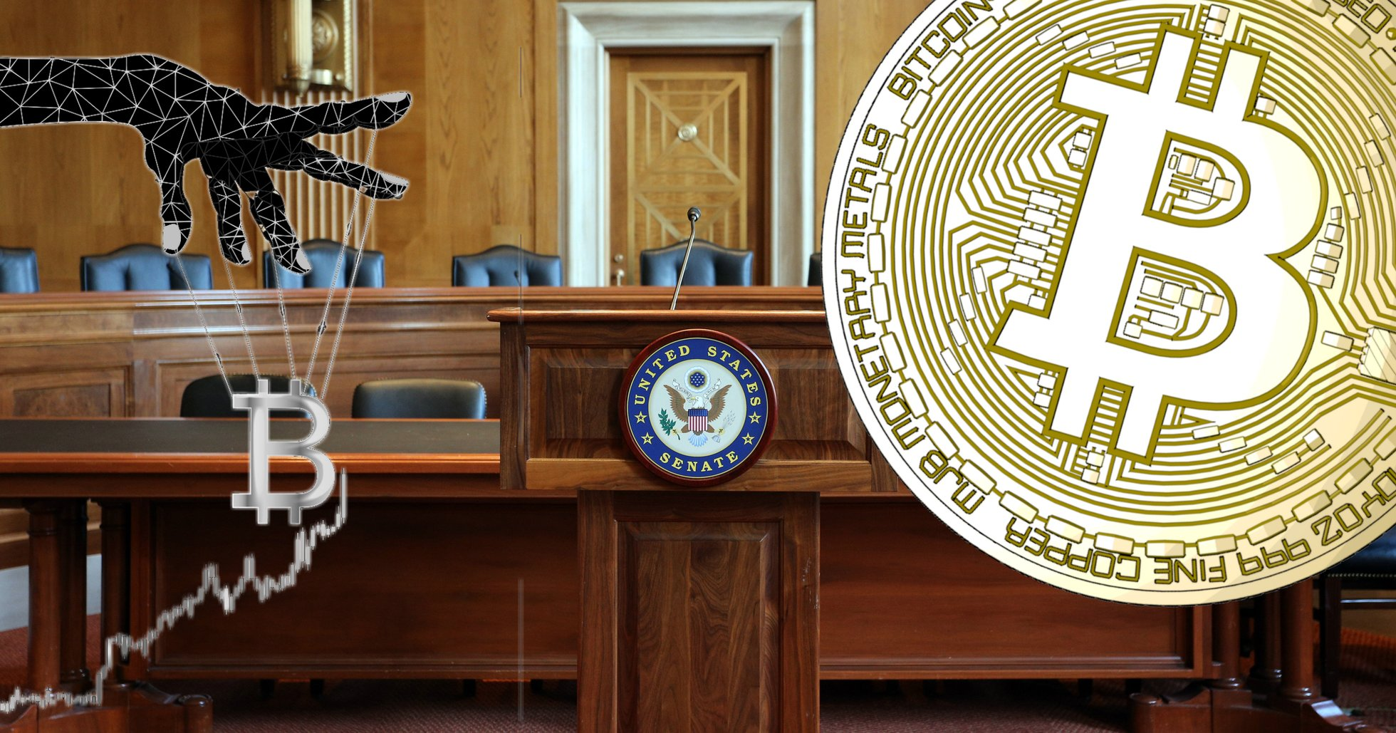 Economics professor to U.S. Senate: Cryptocurrencies are the mother of all scams.