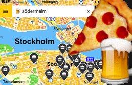 Sugen på pizza och öl? Nu leder emojis vägen …
