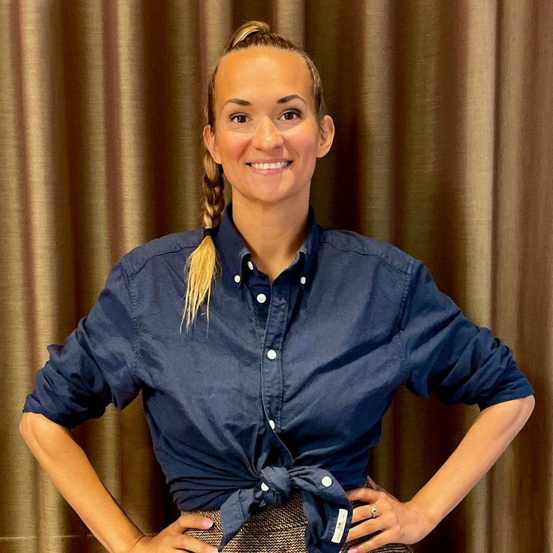 Bianca Kronlöf till mannen: