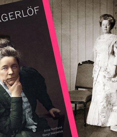Så gick det till när Selma Lagerlöf tog emot Nobelpriset