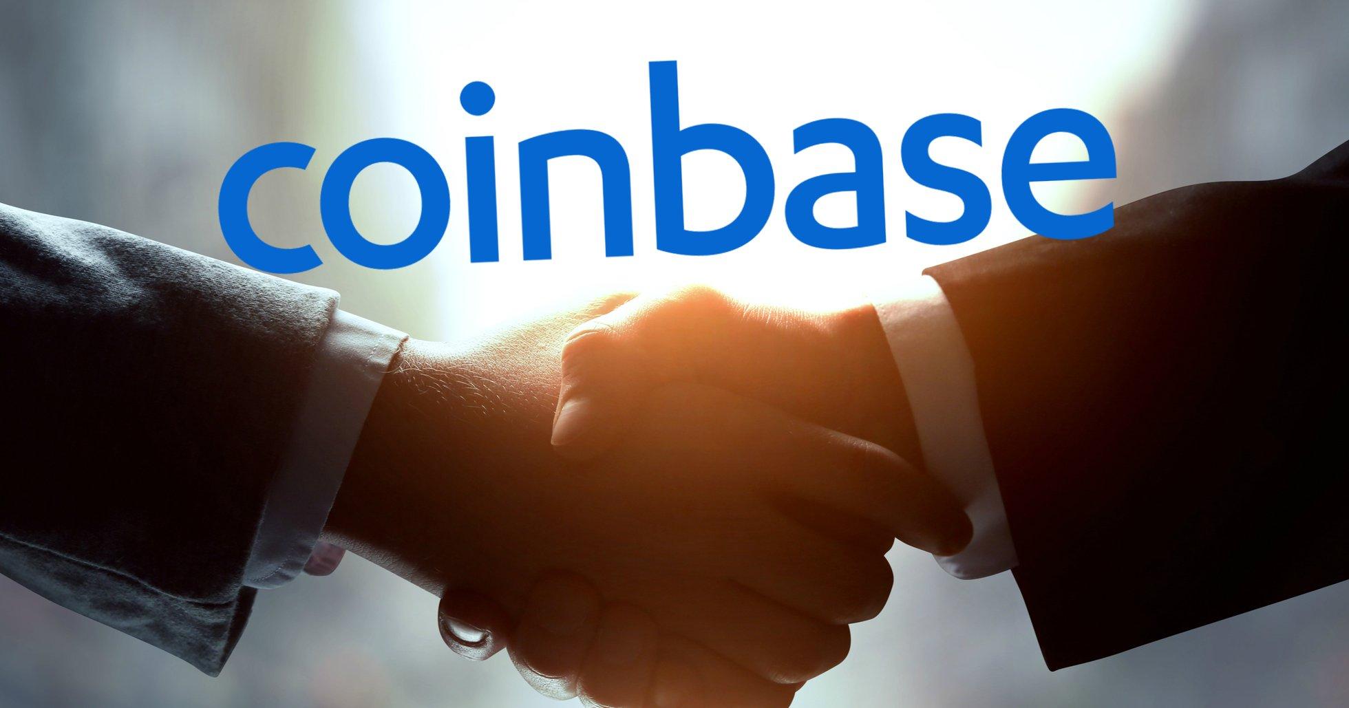Coinbase delar information om dig som kund med tredjepartsföretag.