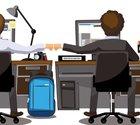Jobbrelationer: BFF – med vissa kollegor