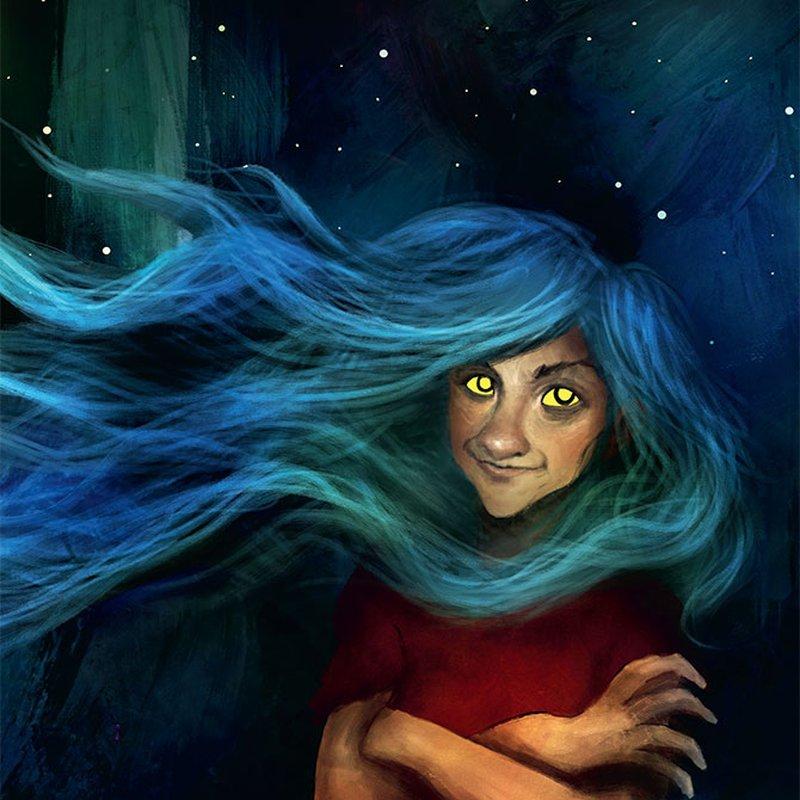 9 läskiga karaktärer ur barnböcker som ger oss mardrömmar