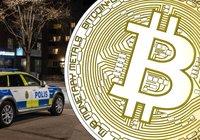 Bitcoinrånare bröt sig in hos svenskt par – flydde med miljonbelopp