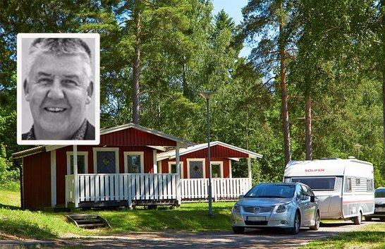 """Svensk Camping: """"Det finns stor tilltro till branschen"""""""
