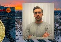 Simon, 26, ville handla kryptovalutor – då vägrade Swedbank genomföra köpet