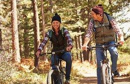 Fler säsonger bäddar för ökad cykelturism