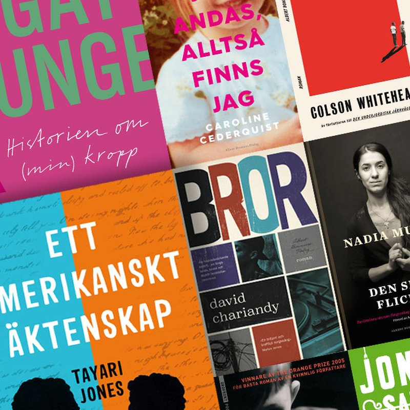 8 drabbande böcker som känns som ett slag i magen
