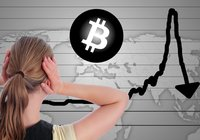 Cryptocurrencies are falling – here are a few possible explanations to why