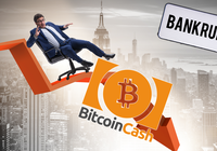 Daily crypto: Markets continue downward and bitcoin cash loses the most of the biggest currencies