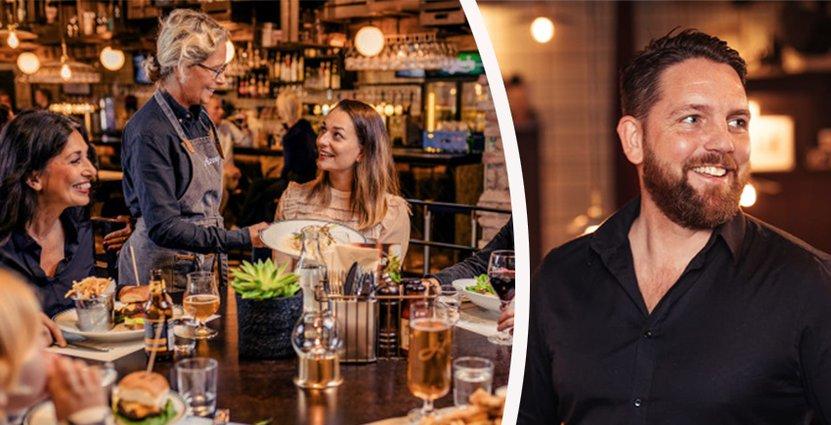 Harrys räknar med att öppna sex nya restauranger under 2020. Foto: Pressbild