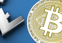 Mixed numbers in the crypto markets – litecoin continues to increase