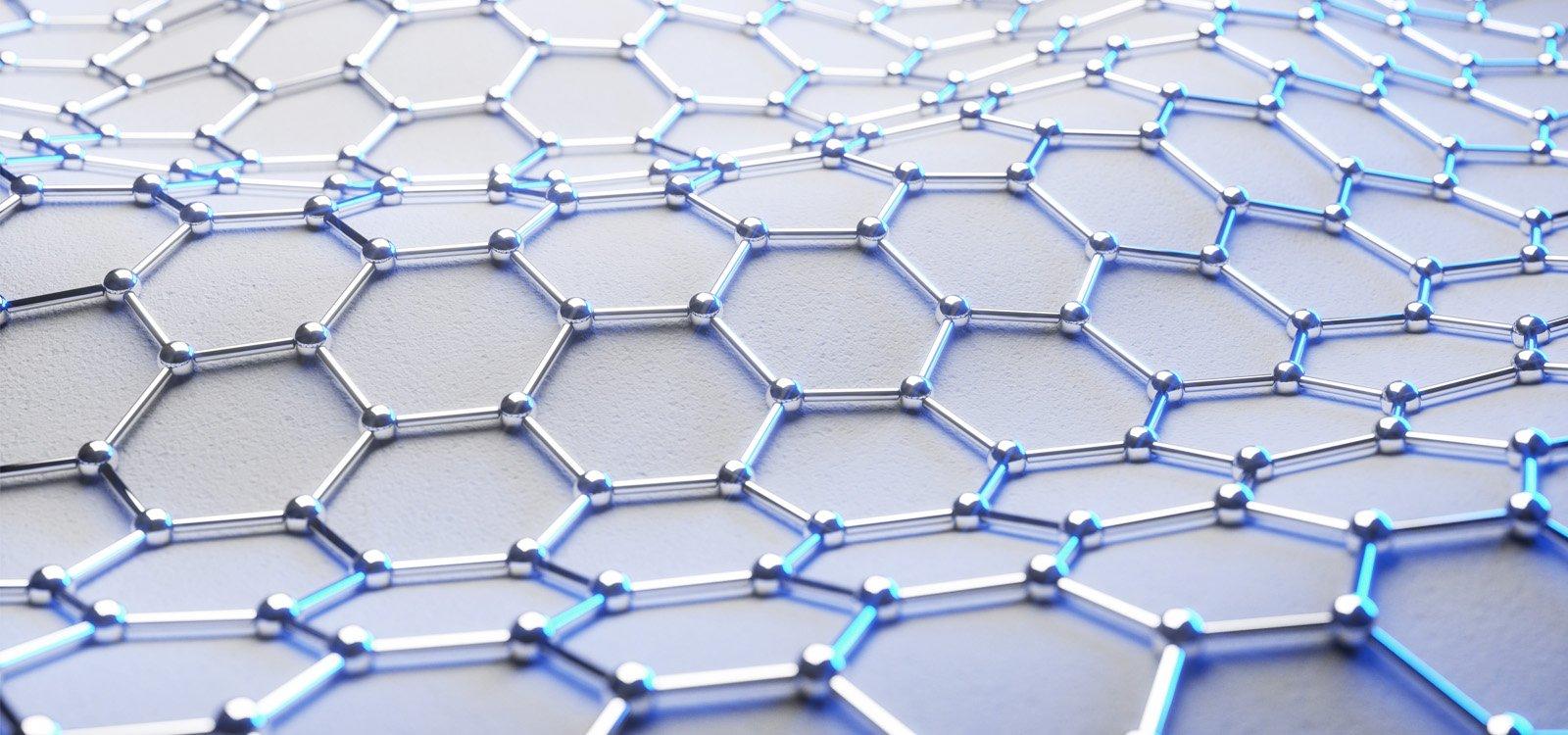 <p>Графен имеет толщину всего в один атом и на сегодняшний день является самым тонким и самым прочным материалом в мире.</p>