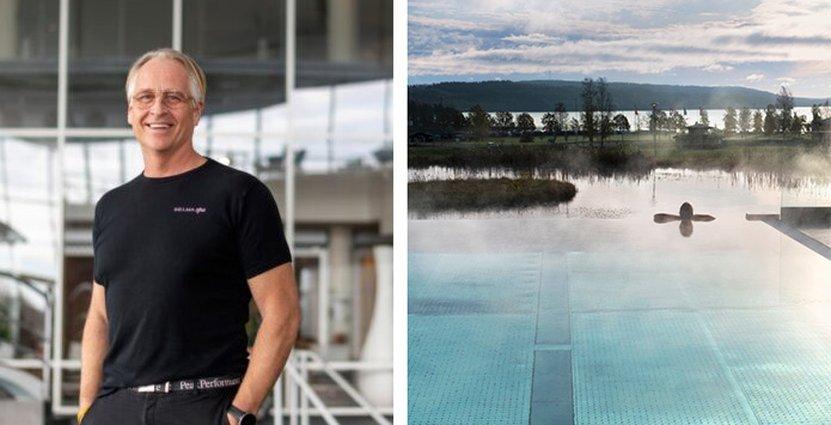 Lars Klinghagen, ny vd för Selma Spa sedan årsskiftet. Foto: Selma Spa