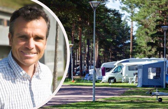 Rekordsommar för Grönklittsgruppens camping