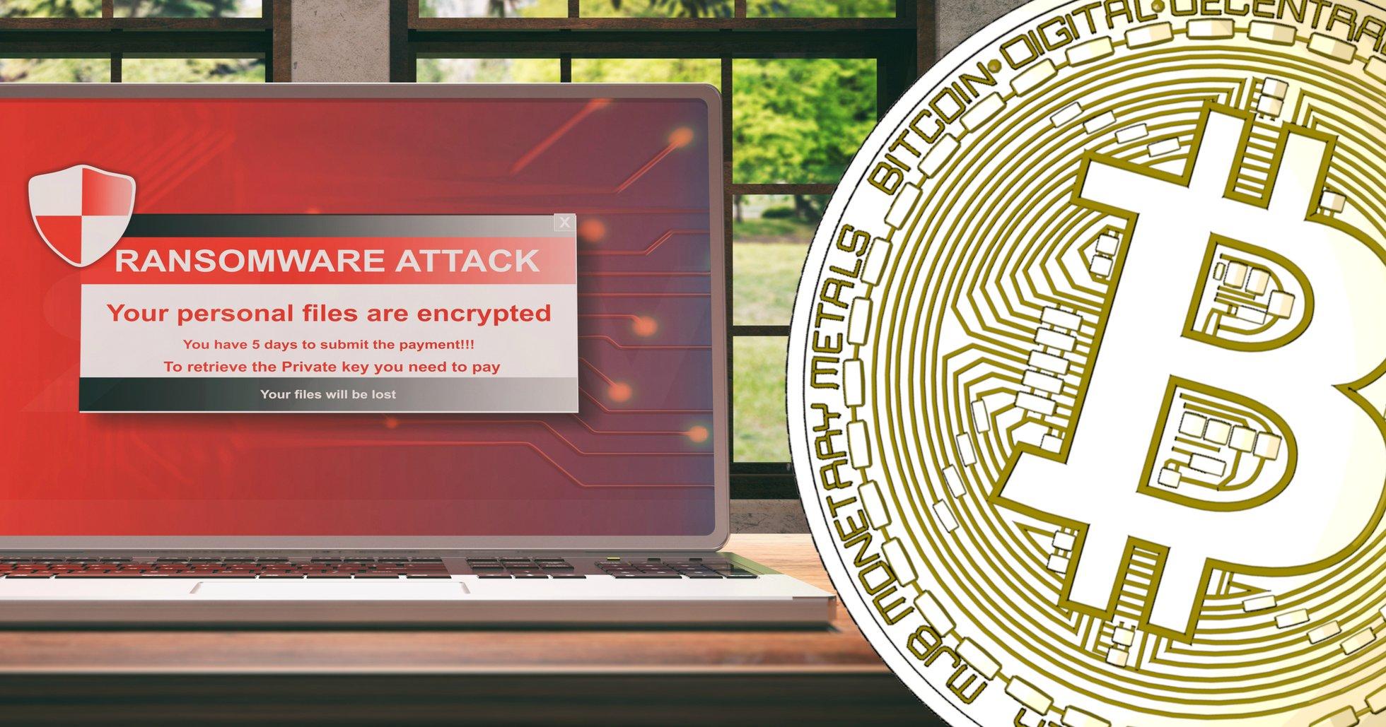 Myndigheterna i Johannesburg vägrar betala lösensumma begärd i bitcoin.