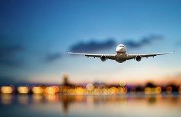 Rekord för flygresor norrut – även tågen tuffar på