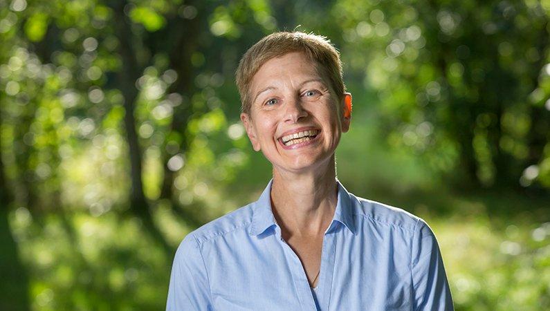 Cindy Kite är sedan ett år tillbaka Polarbröds hållbarhetschef.