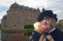Övernaturliga Örebro – zombies ska locka till stadsturism