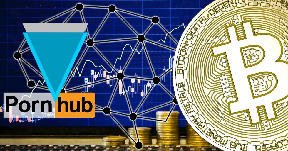 Pornhub partner up with Verge, Cambridge Analytica planned to launch an ICO and most cryptocurrencies are in the green for last 24 hours. Image Source: Shutterstock/Verge/Pornhub/Cambridge Analytica/Trijo News