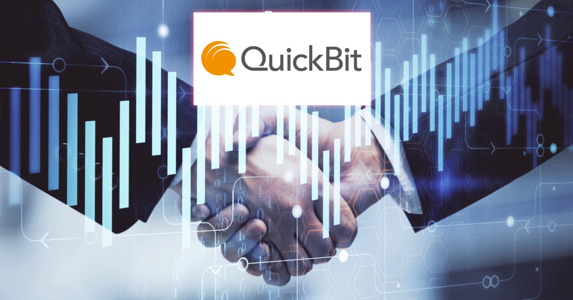 Ny storägare i svenska börsraketen Quickbit – schweiziskt bolag köper 10 procent